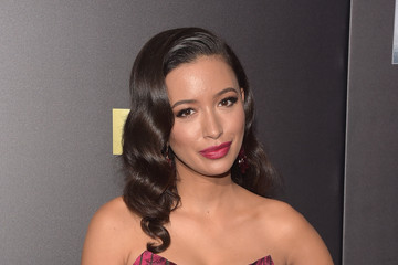 Christian Serratos 'The Walking Dead' Season Six Premiere
