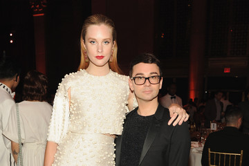 Christian Siriano The Trevor Project TrevorLIVE NYC 2018 - Arrivals And Cocktails