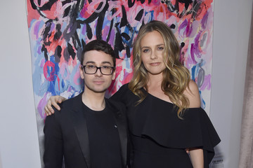 Christian Siriano Alicia Silverstone Christian Siriano Celebrates The Launch Of New Store, The Curated NYC, Hosted By Alicia Silverstone