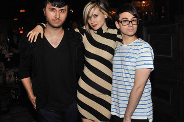 Alicia Solo Christian Siriano Celebrates His Spring Summer Collection 2012 at the Newly Opened The VAULT at Pfaff's