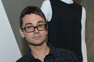 Christian Siriano Guests Attend the StyleWatch x Revolve Fall Fashion Party