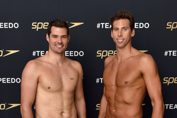 Christian Sprenger The New York Launch of Team Speedo and Speedo's Fastskin LZR Racer X