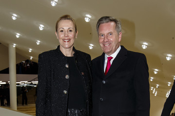Christian Wulff New Elbphilharmonie Ceremonial Act and Opening Concert