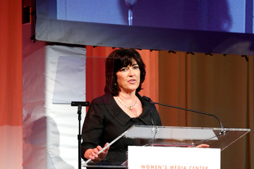 Christiane Amanpour Women's Media Awards Dinner and Presentation