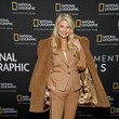 Christie Brinkley Special Screening Of National Geographic's Oscar-Nominated Documentary