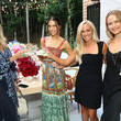 Christie Brinkley P.volve Phase & Function Pre-launch Dinner at Private Residence of Founder, Rachel Katzman