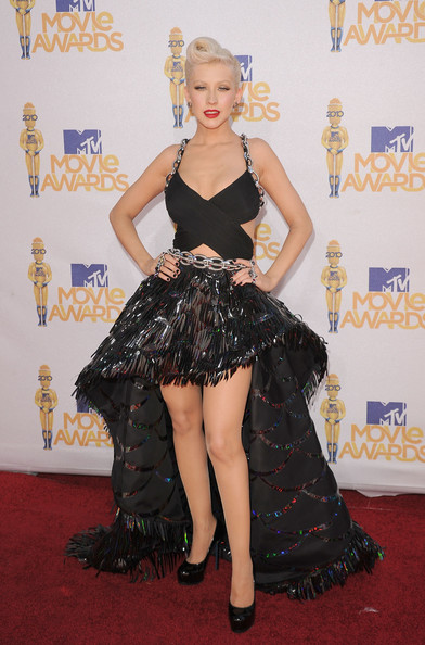 2010 MTV Movie Awards - Arrivals