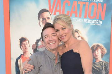 Christina Applegate Premiere of Warner Bros. 'Vacation' - Arrivals