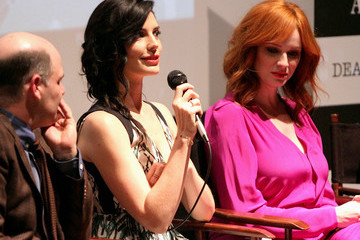 Christina Hendricks 'Mad Men' Screening in LA