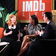 Christina Hendricks IMDb LIVE Presented By M&M'S At The Elton John AIDS Foundation Academy Awards Viewing Party