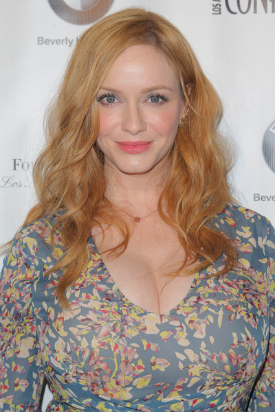 The Los Angeles Confidential 'Women of Influence' Celebration Hosted by Christina Hendricks