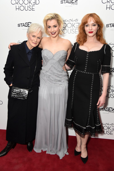 'Crooked House' New York Premiere