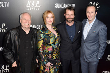 Christina Hendricks 'Hap and Leonard' Private Premiere Party