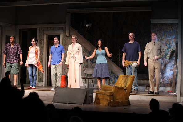 """Clybourne Park"" Broadway Opening Night - Arrivals & Curtain Call"
