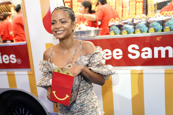 McDonald's Treats Guests To Happy Meals At The 'Toy Story 4' Premiere After Party