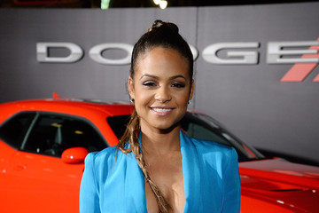 Christina Milian 'Focus' Premieres in Hollywood — Part 2