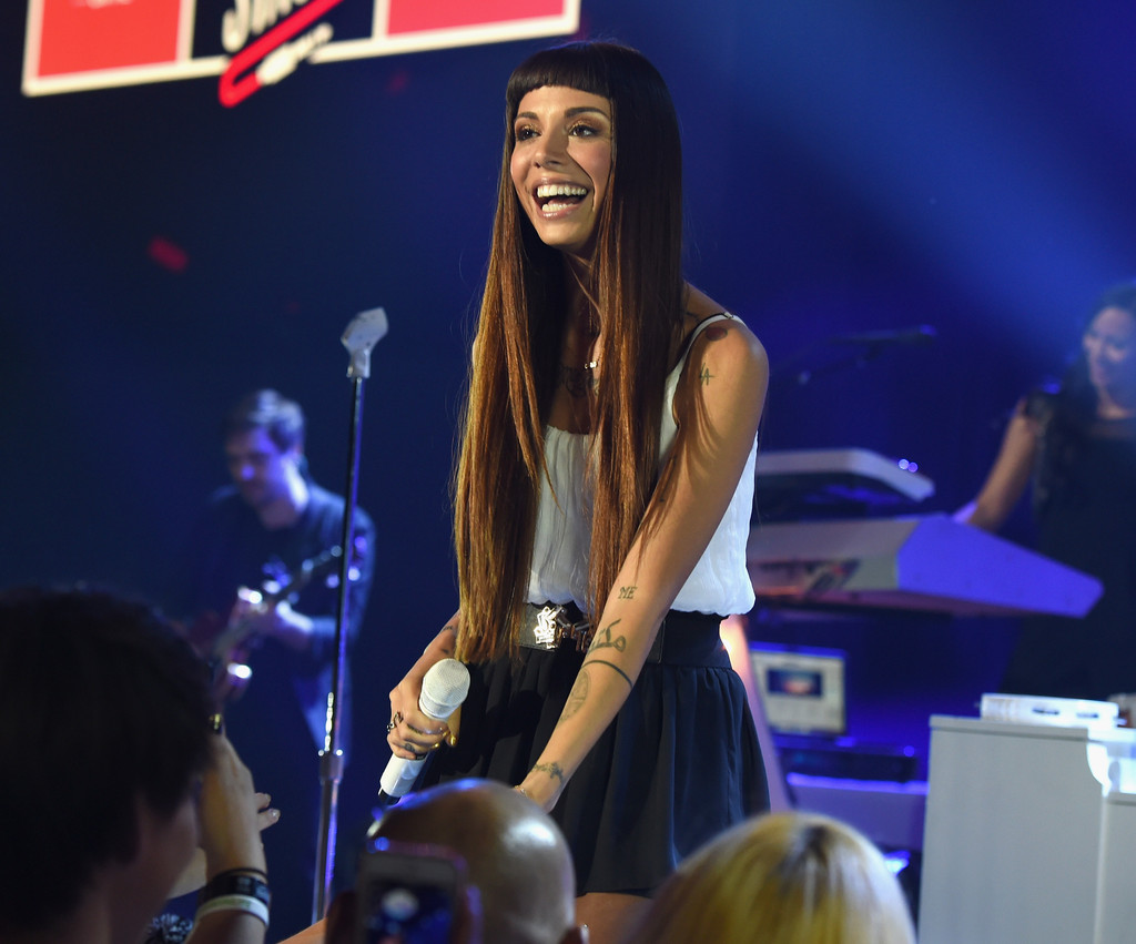 Christina Perri Pictures - Christina Perry for iHeartRadio Live