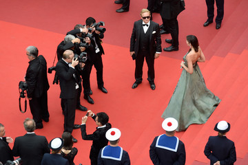 Christina Pitanguy 'Amant Double (L'Amant Double')' Red Carpet Arrivals - The 70th Annual Cannes Film Festival