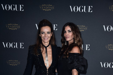 Christina Pitanguy Vogue 95th Anniversary Party Arrivals - Paris Fashion Week Womenswear Spring/Summer 2016