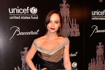 Christina Ricci Arrivals at the 9th Annual UNICEF Snowflake Ball