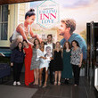 Christina Rogers Netflix 'Falling Inn Love' Cast And Crew Screening