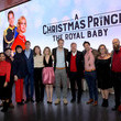 Christina Rogers Netflix 'A Christmas Prince: The Royal Baby' Cast And Crew Screening