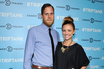 Christine Lakin and brandon breault