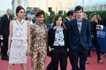 Christine And The Queens 'Before I Go To Sleep' Premiere And Tribute To Will Ferrell - 40th Deauville American Film Festival
