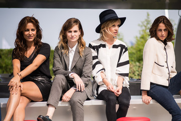 Christine And The Queens 'Jury Revelation Cartier' Photocall At Villa Cartier - 40th Deauville American Film Festival