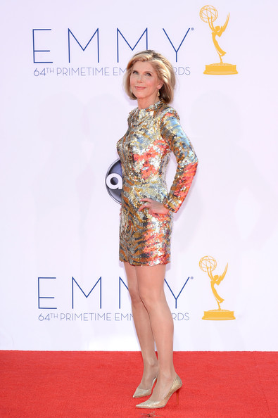 Christine Baranski Photos Photos - 64th Annual Primetime ... Gi Jane Cast