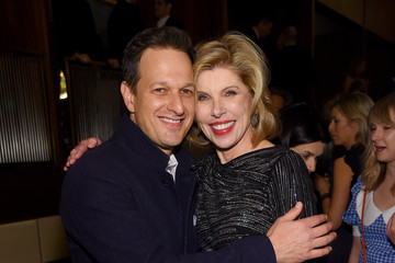 Christine Baranski Josh Charles The Hollywood Reporter's 9th Annual Most Powerful People In Media - Inside