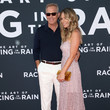Christine Baumgartner Premiere Of 20th Century Fox's 'The Art Of Racing In The Rain' - Arrivals