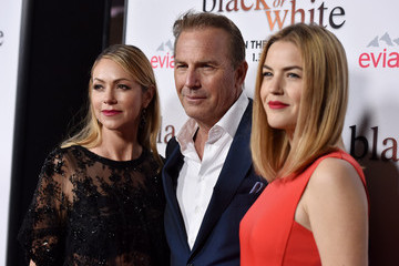 Christine Baumgartner 'Black or White' Premieres in LA — Part 2