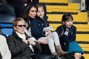 Christine Bleakley Chelsea v Sunderland - Premier League