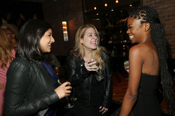 Christine D' Souza 2015 Tribeca Film Festival After Party For 'he Adderall Diaries'