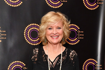 Christine Ebersole 2018 Outer Critics Circle Theatre Awards