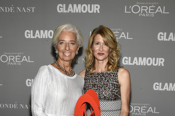 Christine Lagarde Glamour Women of the Year 2016 - Backstage