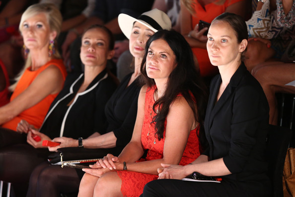 MBFW: Arrivals at the Minx by Eva Lutz Show
