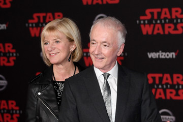 Christine Savage Premiere of Disney Pictures and Lucasfilm's 'Star Wars: The Last Jedi' - Arrivals