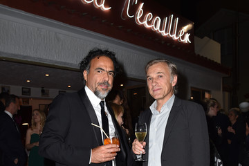 Christoph Waltz Prada Private Dinner - The 70th Annual Cannes Film Festival