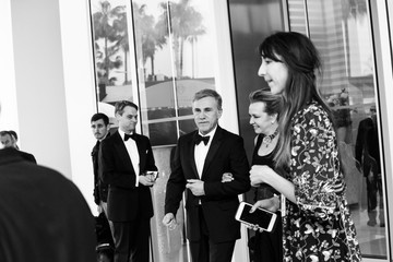 Christoph Waltz Celebrity Sightings At The Martinez -  The 71st Annual Cannes Film Festival