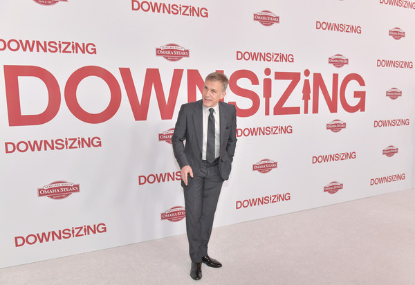 Omaha Steaks Sponsors 'Downsizing' Movie Premiere at Regency Village Theatre