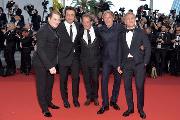 Christoph Waltz 70th Anniversary Red Carpet Arrivals - The 70th Annual Cannes Film Festival