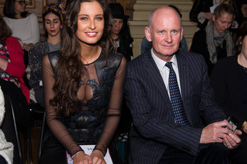 Christophe Girard Front Row at YDE