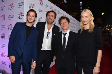 "Christophe Lambert AFI FEST 2014 Presented By Audi Special Screening Of ""Saint Laurent"" - Red Carpet"