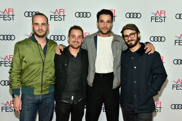 Christopher Abbott AFI FEST 2018 Presented By Audi - Fest Filmmaker Photo Call