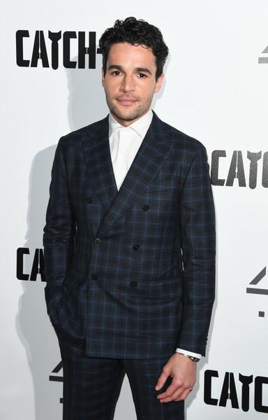 'Catch-22' UK Premiere - Arrivals