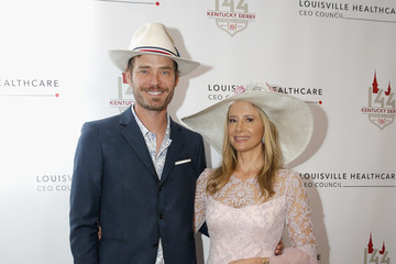 Christopher Backus Louisville Healthcare CEO Council Kentucky Derby Greenroom