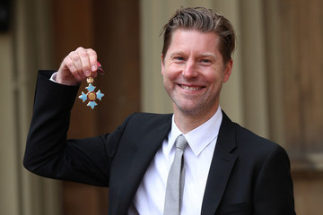 Christopher Bailey Investitures At Buckingham Palace 2019