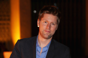 Christopher Bailey Arrivals at the Global Fund Event in London